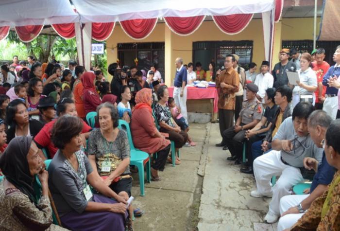 Pengobatan Gratis oleh Vihara Shi Djin Khong